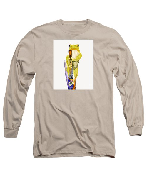Just Standing Here Long Sleeve T-Shirt