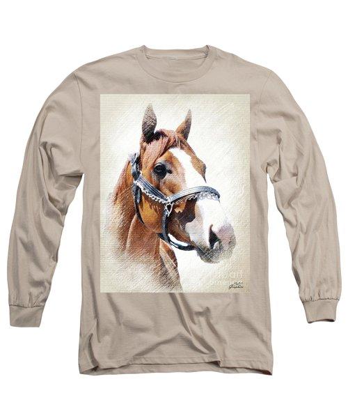 Justify Long Sleeve T-Shirt