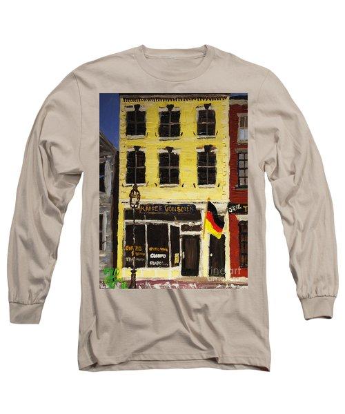 Kaffee Vonsolln Long Sleeve T-Shirt