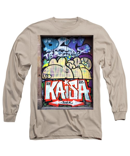 Kaisa In Barcelona Long Sleeve T-Shirt
