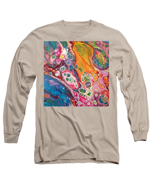 Kaleidoscope Revisited Long Sleeve T-Shirt