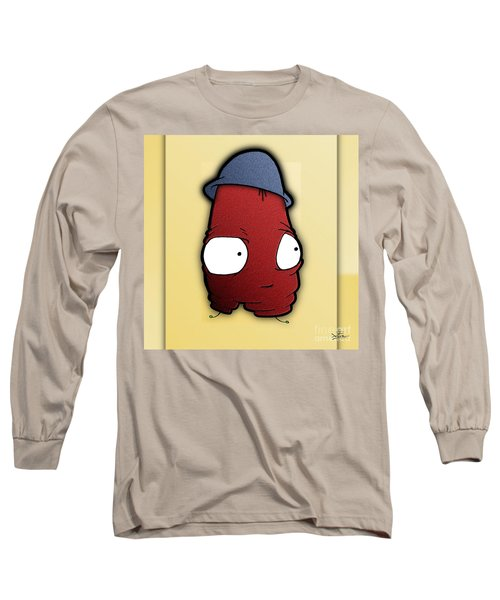 Kangol Kool Long Sleeve T-Shirt by Uncle J's Monsters