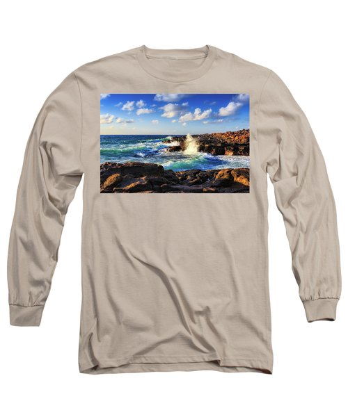 Kauai Surf Long Sleeve T-Shirt