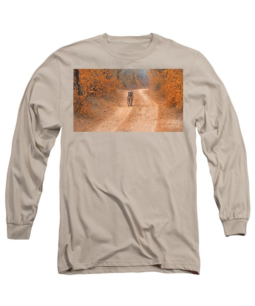 Keep Walking Long Sleeve T-Shirt by Pravine Chester