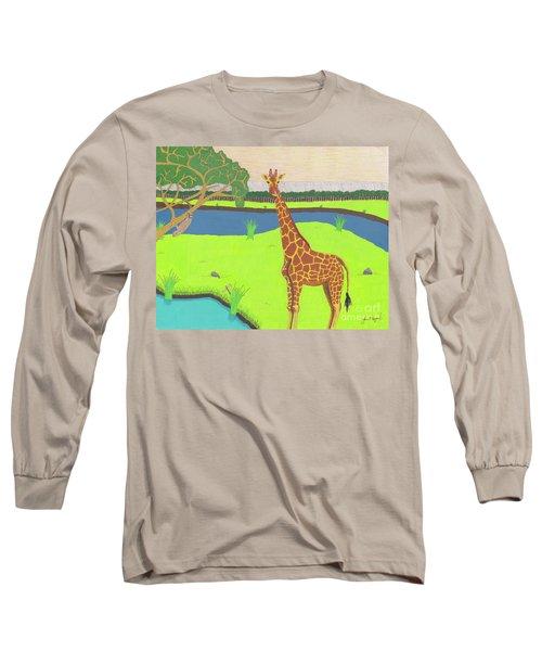 Keeping A Lookout Long Sleeve T-Shirt