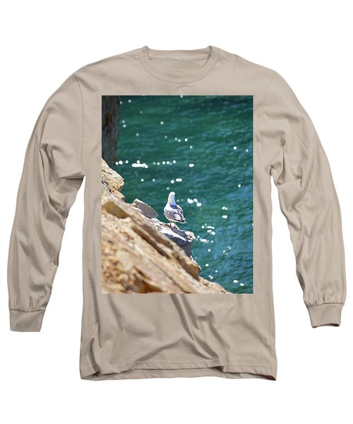 Keeping Watch Long Sleeve T-Shirt