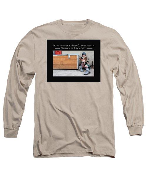 Kellie Peach 4-60 Long Sleeve T-Shirt