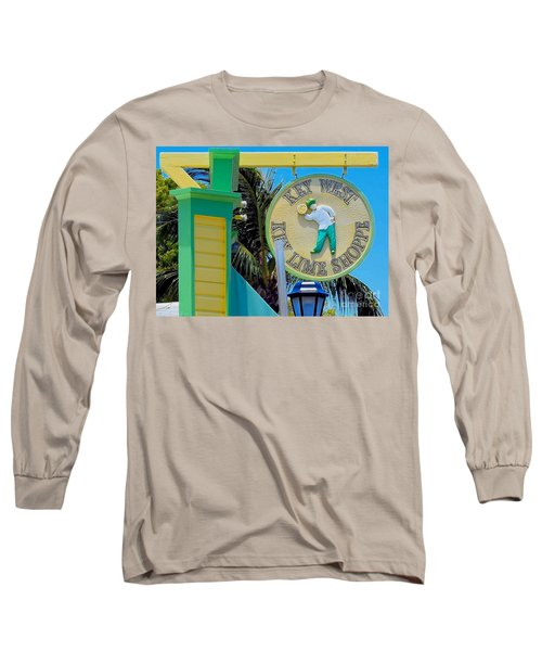 Key West Key Lime Shoppe Long Sleeve T-Shirt
