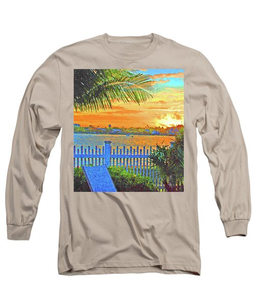 Key West Life Style Long Sleeve T-Shirt