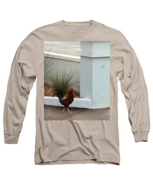Key West Street Walker Long Sleeve T-Shirt