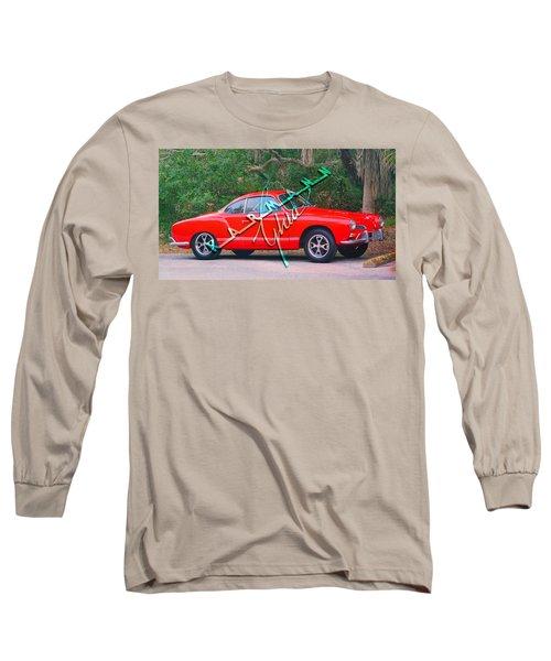 KG2 Long Sleeve T-Shirt by David Lee Thompson