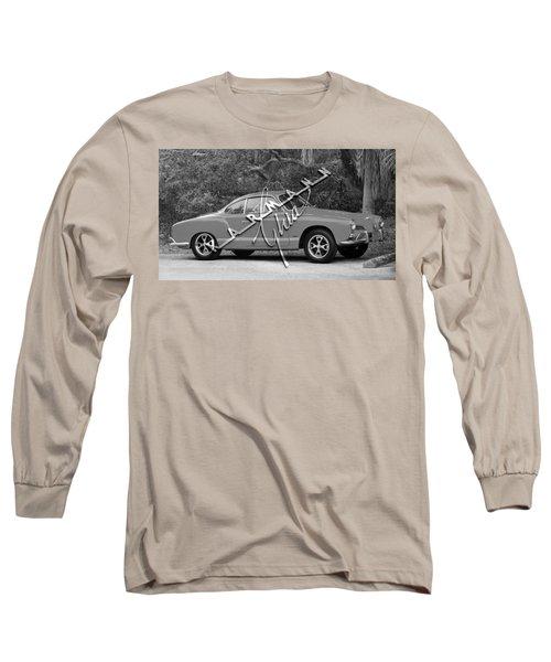 Kg2bw Long Sleeve T-Shirt by David Lee Thompson