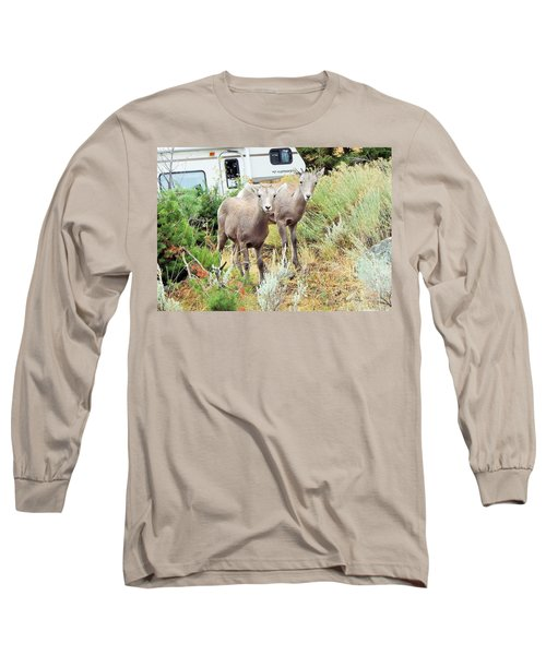 Kid Goats Long Sleeve T-Shirt