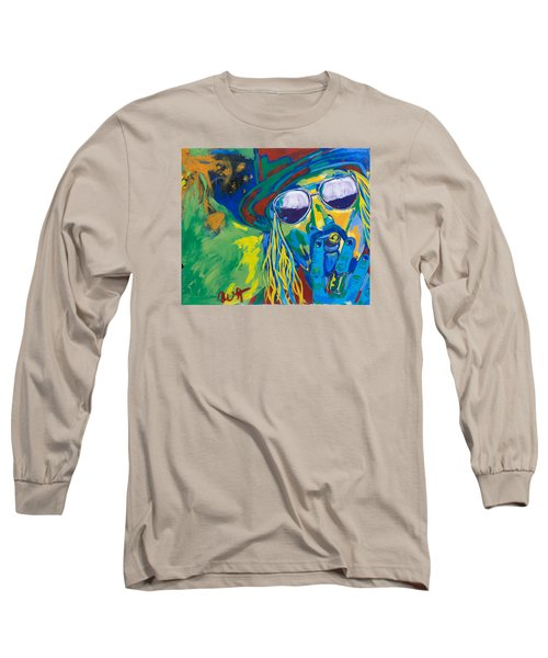 Kid Rock Long Sleeve T-Shirt