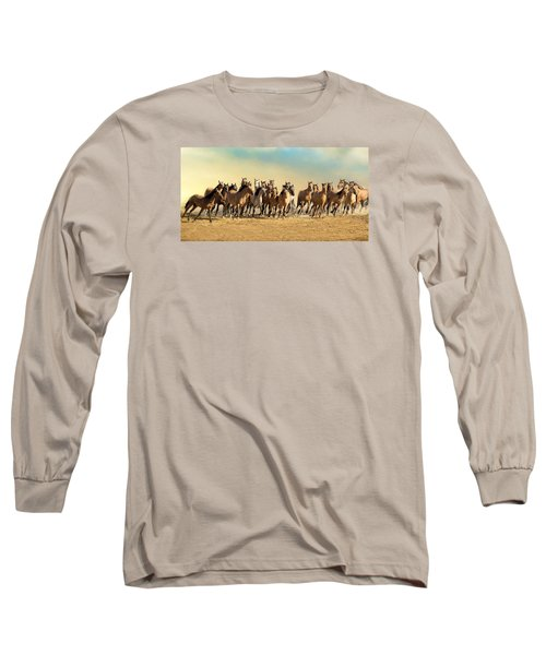 Kiger Mares Long Sleeve T-Shirt