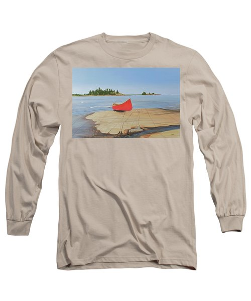 Killarney Canoe Long Sleeve T-Shirt