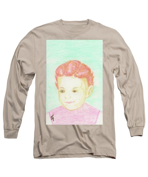 kim Long Sleeve T-Shirt