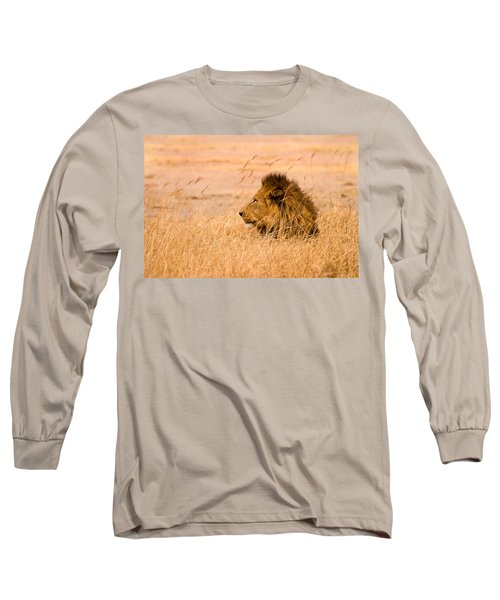 King Of The Pride Long Sleeve T-Shirt