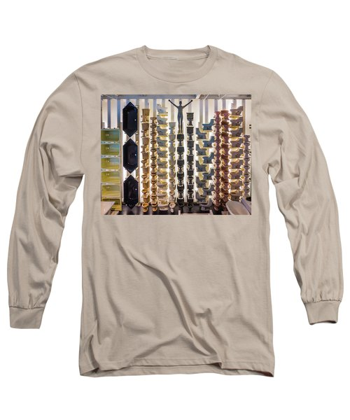 Long Sleeve T-Shirt featuring the photograph King Of Thrones by Bill Pevlor