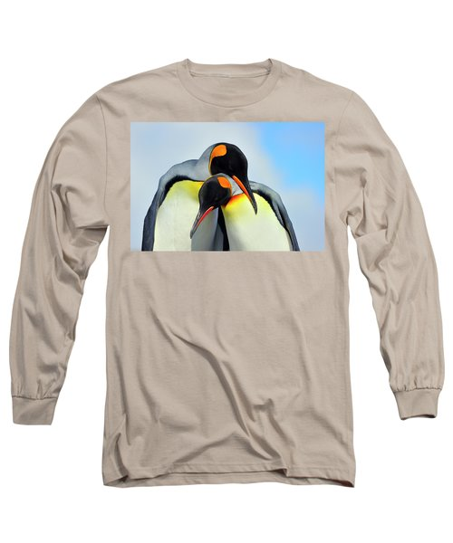 King Penguin Long Sleeve T-Shirt
