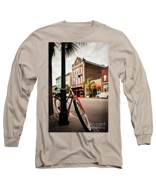 King Street Charleston Sc  -7436 Long Sleeve T-Shirt