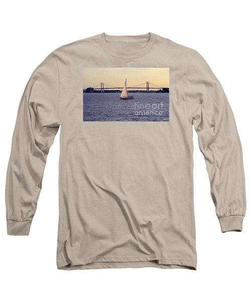 Kings Point, Usmma Long Sleeve T-Shirt