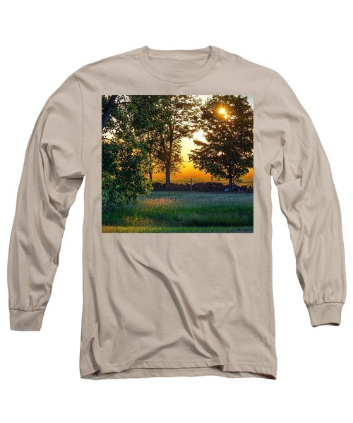Kingsbury Sunset Long Sleeve T-Shirt