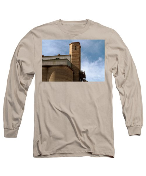 Long Sleeve T-Shirt featuring the photograph Kingscote Castle by Stephen Mitchell