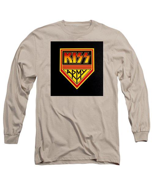 Kiss Army Long Sleeve T-Shirt