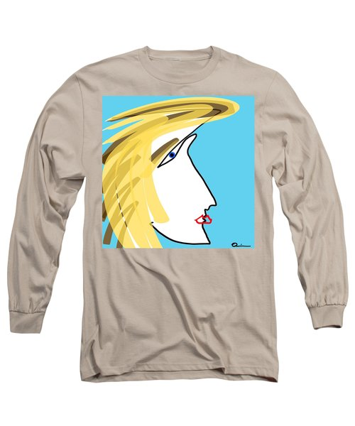 Kisser Long Sleeve T-Shirt