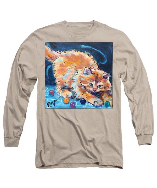 Kitty Keepsies Long Sleeve T-Shirt