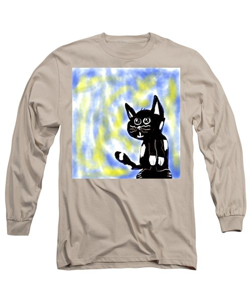 Kitty Kitty Long Sleeve T-Shirt