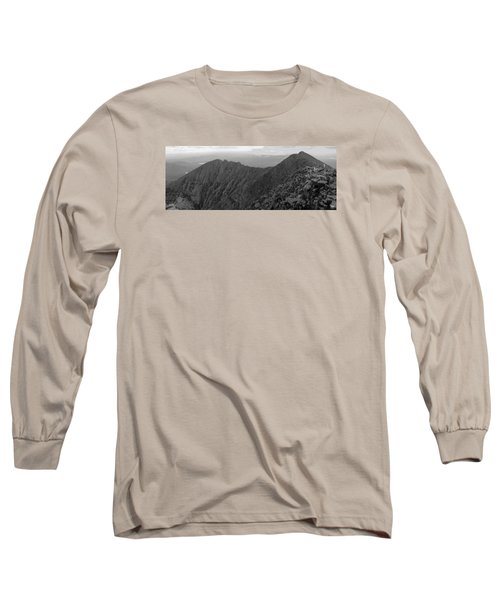 Knife Edge Long Sleeve T-Shirt