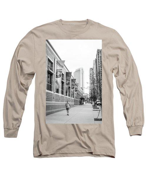 Knights Baseball Stadium Long Sleeve T-Shirt