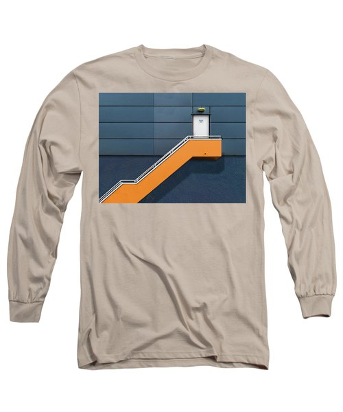 Knock Before Entering Long Sleeve T-Shirt