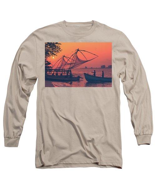 Kochi Long Sleeve T-Shirt