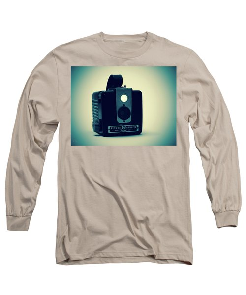 Kodak Brownie Long Sleeve T-Shirt