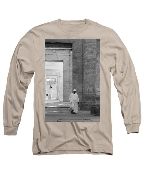 Kom Ombo Temple Long Sleeve T-Shirt