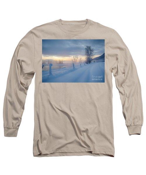 Kootenai River Road Long Sleeve T-Shirt