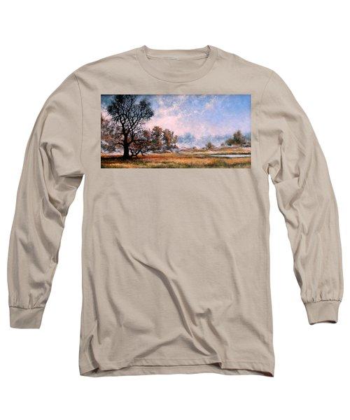 La Center Bottoms - Summer Long Sleeve T-Shirt