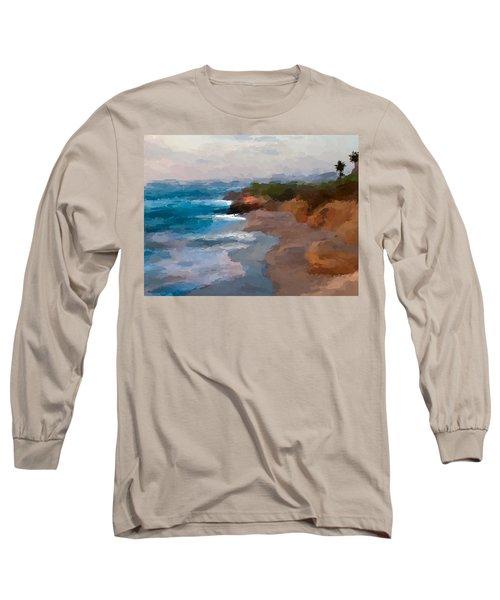 La Jolla California  Long Sleeve T-Shirt