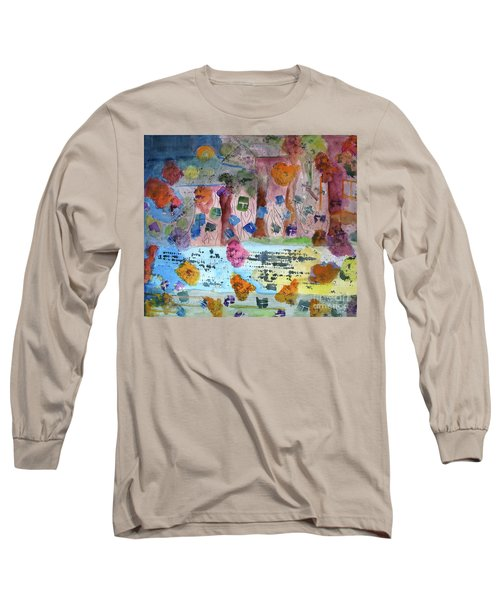 La-la Land Long Sleeve T-Shirt by Sandy McIntire