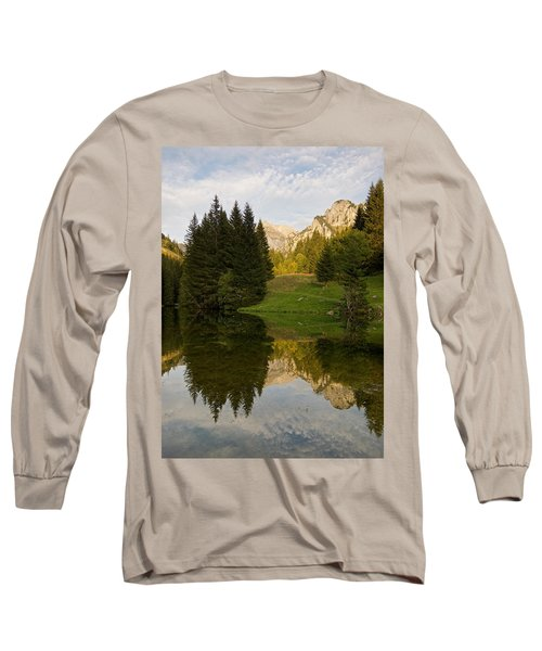 Lac De Fontaine Long Sleeve T-Shirt