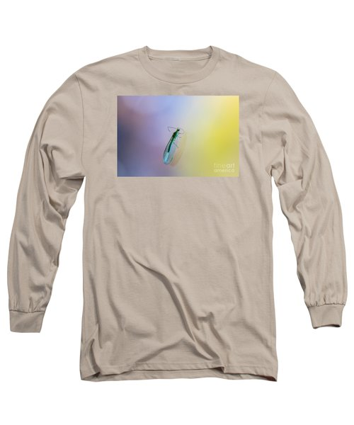 Long Sleeve T-Shirt featuring the photograph Lace Beauty by Jivko Nakev