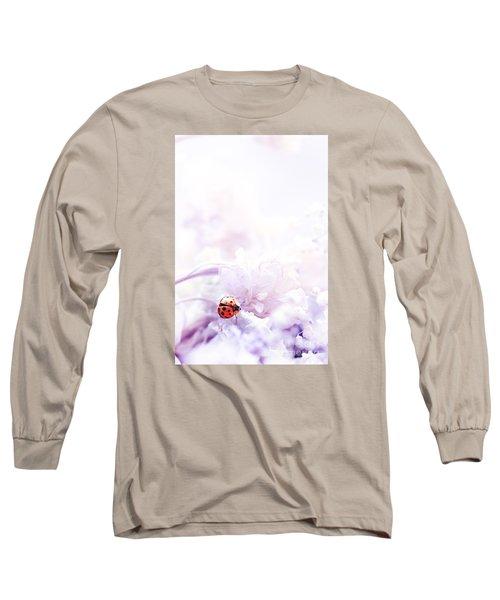 Lady Bug Long Sleeve T-Shirt