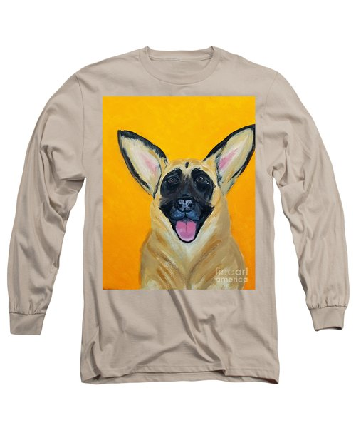 Lady Date With Paint Nov 20th Long Sleeve T-Shirt
