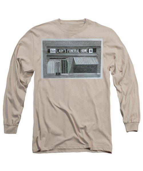 Lady's 1934 Long Sleeve T-Shirt by Tony Clark