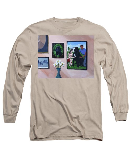 Lady's Family Gallery Long Sleeve T-Shirt