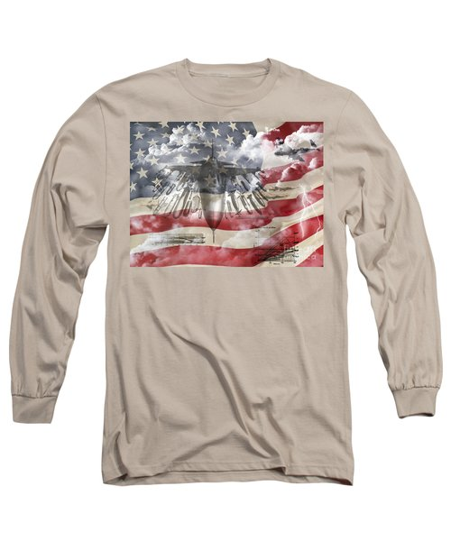 Laid Out  Long Sleeve T-Shirt