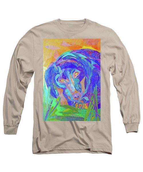Laila The Lab Long Sleeve T-Shirt